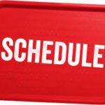 Žiemos sezono tvarkaraščiai bus paskelbti spalio 23d.